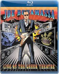 Cover Joe Bonamassa - Live At The Greek Theatre [DVD]